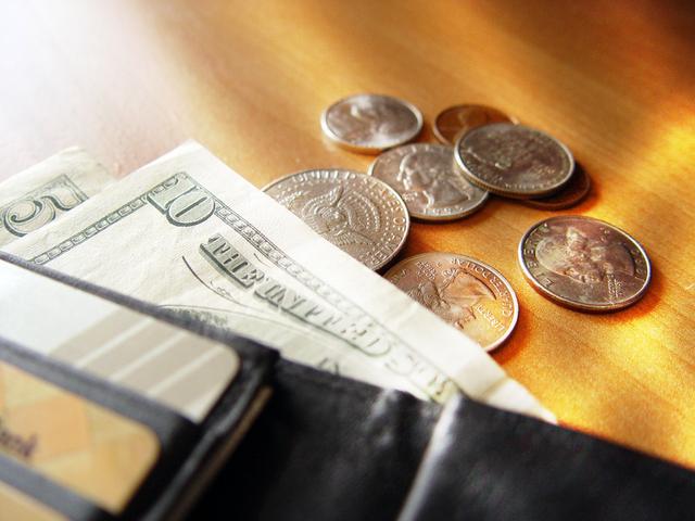 毎月の家計管理には仕分け財布がおすすめ。蛇腹式で中身が見やすくお洒落な財布があった