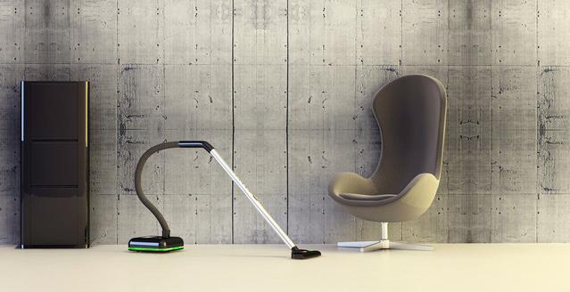 「マキタ」の掃除機の手軽さには感動。軽い上に値段も安く、吸引力も完璧